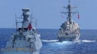 Gandeng AS, Turki Balas Latihan Militer Yunani Cs Di Laut Mediterania