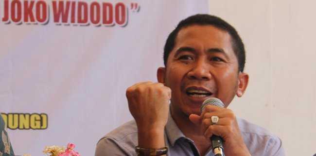 Analis dari Asosiasi Ekonomi Politik Indonesia (AEPI), Salamuddin Daeng