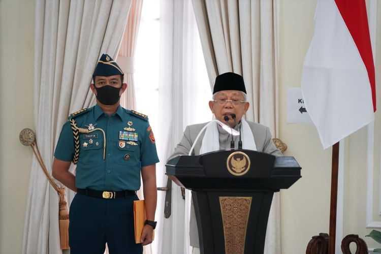 Wapres: DKI Jakarta Paling Banyak Tes Swab, Provinsi Lain Tidak Serius