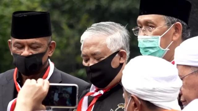 Din Syamsuddin: Sangat Mungkin Ada Intimidasi, KAMI Tak Akan Berhenti