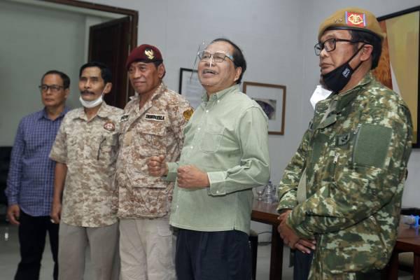 Sebut Ada Ancaman, Sejumlah Purnawirawan TNI Temui Rizal Ramli