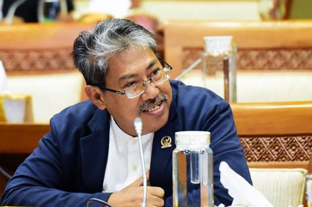 Anggota Komisi VII DPR RI Mulyanto meminta pemerintah mulai berdayakan ilmuwan dalam negeri. FOTO/DOK.DPR RI