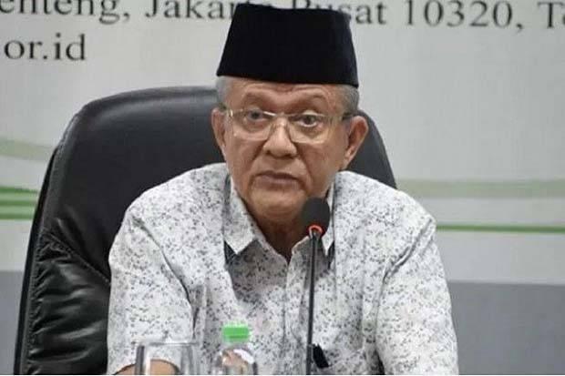 Sekretaris Jenderal MUI Anwar Abbas angkat bicara menyikapi tudingan yang menyebut MUI adalah LSM dan pengurusnya belum tentu ulama. (FOTO/RCTI plus/Sindonews.com)