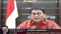 Ahmad Basarah: Dimana Letak Kesalahan Puan Sehingga Harus Minta Maaf?