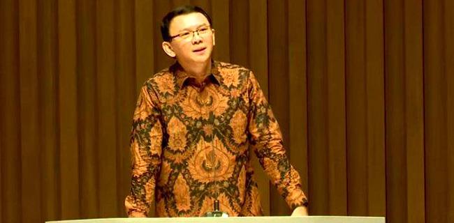 Komisaris Utama PT Pertamina, Basuki Tjahaja Purnama kembali singgung wacana pembentukan superholding BUMN/RMOL