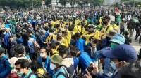 UU Cipta Kerja Resmi Diteken Jokowi, Mahasiswa akan Aksi Besar-besaran Lagi