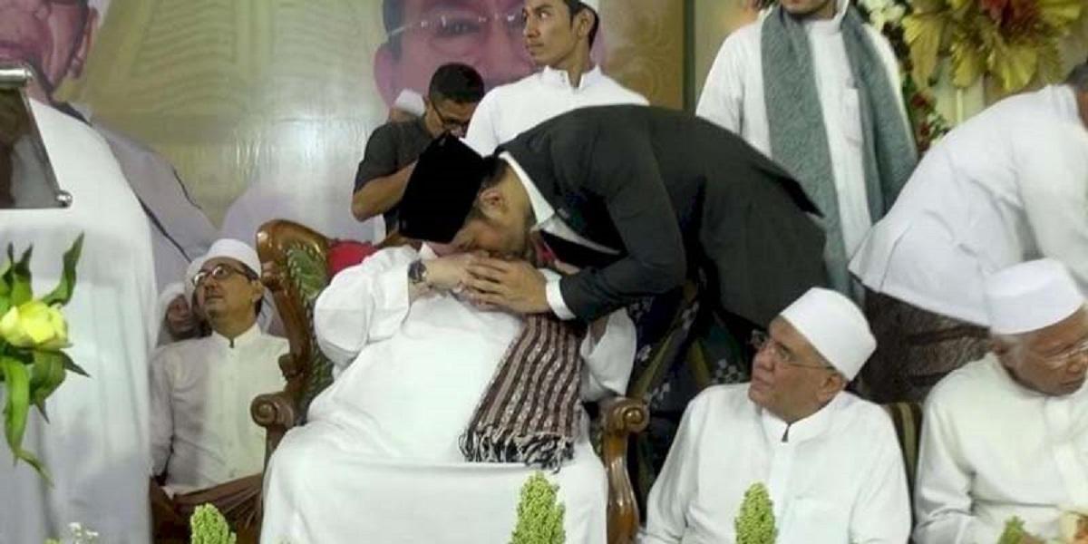 Habib Ali Assegaf Wafat, AHY: Kita Kehilangan Ulama Yang Nasihatnya Sejukkan Umat