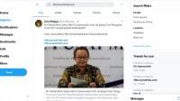 Soal Tudingan Din Syamsuddin Radikal Hingga Kritik JK Masuk Trending Twitter Dengan Tagar #MundurlahPakLurah