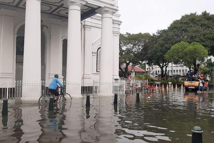 Banjir Semarang Disebut karena Hujan Ekstrem, Ahli: Kurang Tepat