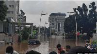 Banjir Jakarta Dalam Angka Dikritik, Data Zaman Ahok Tak Dimasukkan