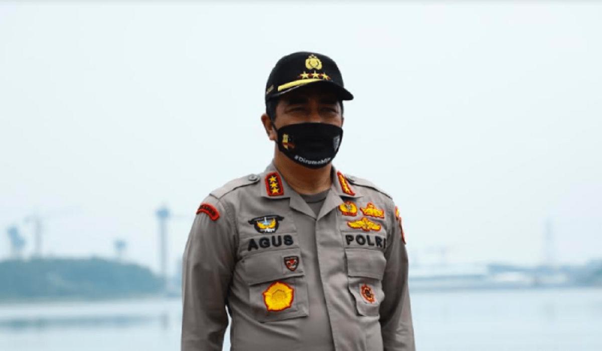 Komjen Agus Andrianto: Penyidik yang Langgar Pedoman Kapolri soal UU ITE akan Dihukum