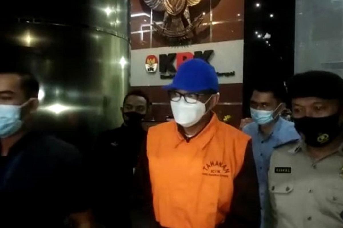 Pasrah Jalani Proses Hukum di KPK, Nurdin Abdullah: Saya Mohon Maaf