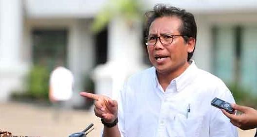 Terungkap, Jubir Jokowi Fadjroel Rachman Aktif di GAR-ITB, Nah Silahkan Artikan…