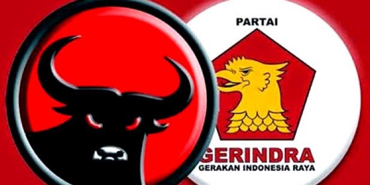 Pengamat: Elektabilitas PDIP Dan Gerindra Merosot Karena Publik Ragu Komitmen Pemberantasan Korupsi