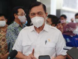 Beredar Seruan Demo Menolak Kedatangan Menko Luhut ke Malang, Ini 5 Poin Tuntutannya