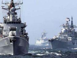 6 Kapal Perang China Mondar-mandir di Natuna, Nelayan RI Ketakutan Cari Ikan