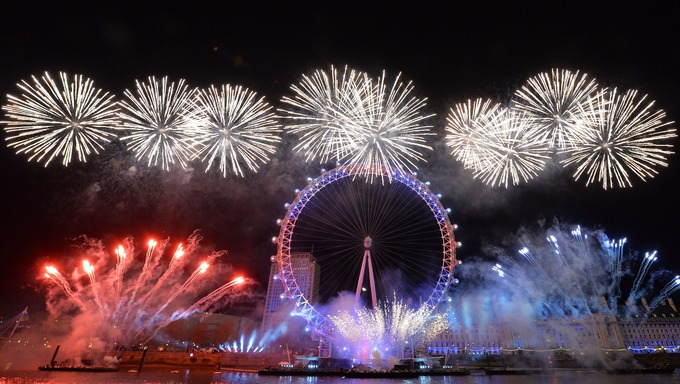 Where to watch London s New Year s Eve fireworks if you don t have a     Where to watch London s New Year s Eve fireworks if you don t have a ticket