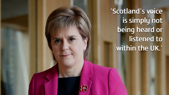 Image result for Nicola sturgeon westminster images