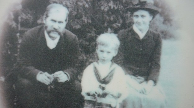 Canon Rawnsley, Beatrix Potter and an unnamed boy