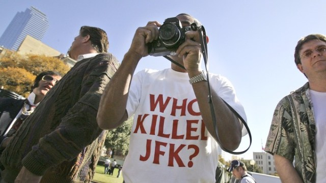 The second major inquiry into JFK's killing suggested a conspiracy was probable.