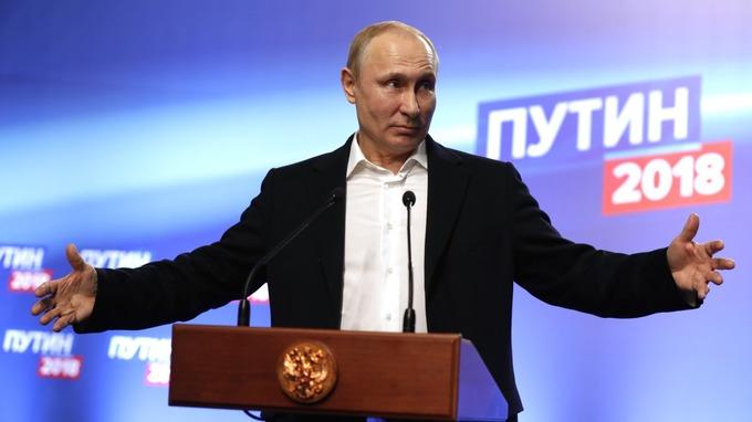 Vladimir Putin expelled a number of British diplomats in response.