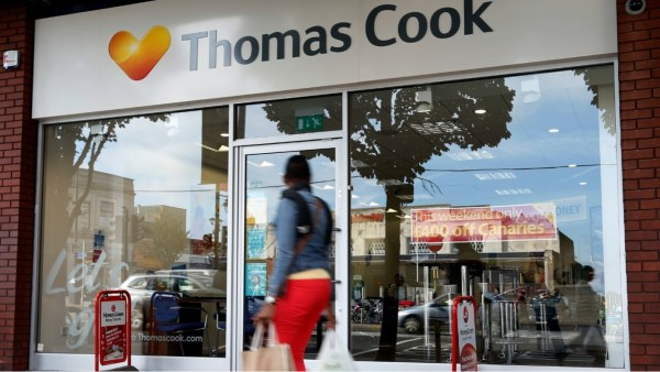 Thomas Cook set to cease operating as rescue talks fail