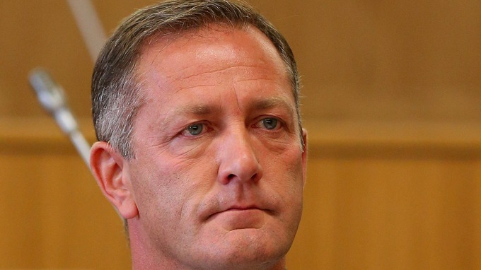 South Yorkshire's PCC Shaun Wright