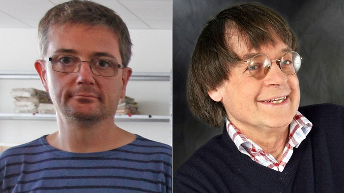 Stephane Charbonnier aka Charb and Jean Cabut, known as Cabu were among the Charlie Hebdo staff killed in the attack