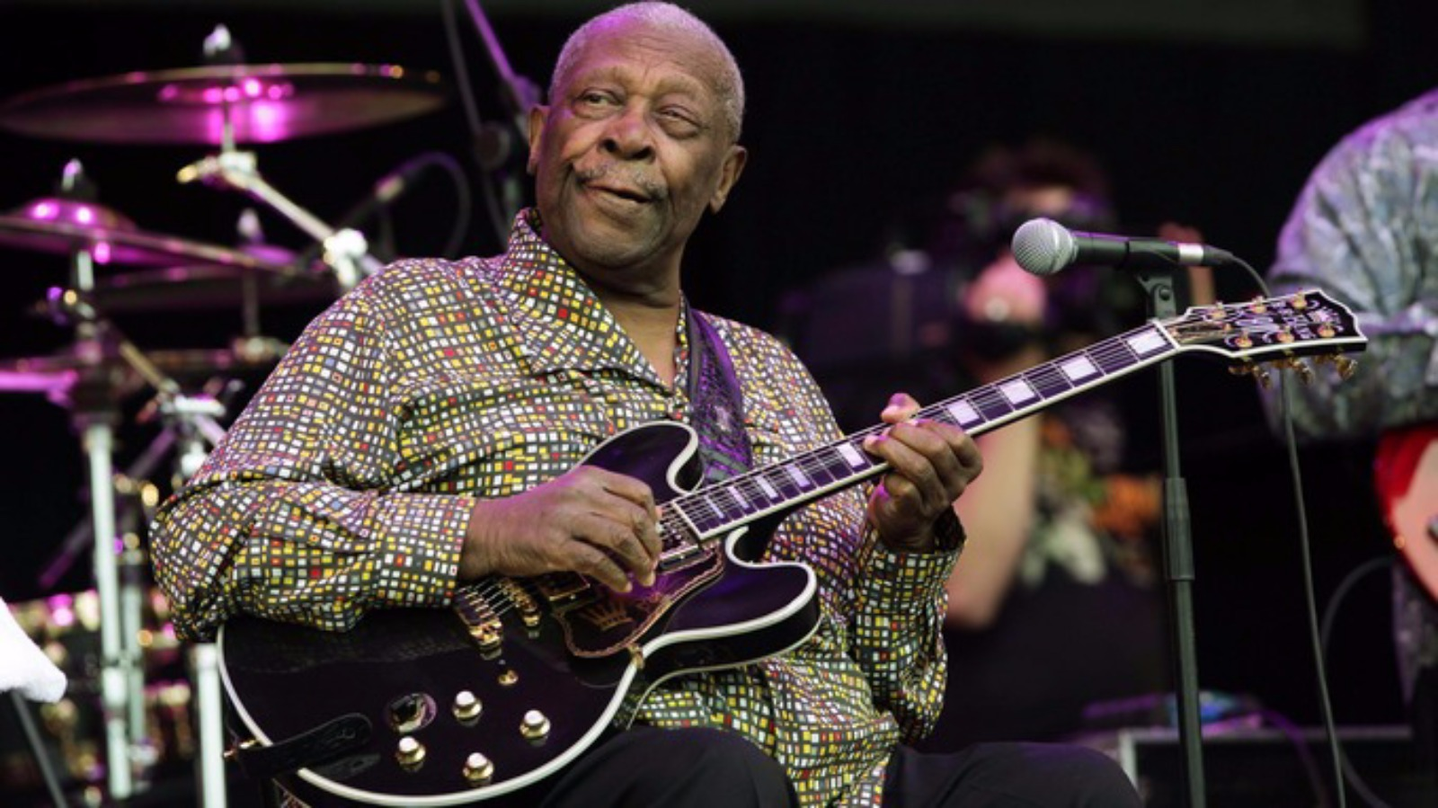 Blues Legend Bb Kings At 89