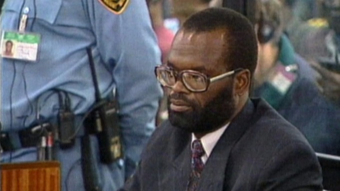 Kambanda was given a life sentence after confessing to crimes against humanity at a UN tribunal in 1998.