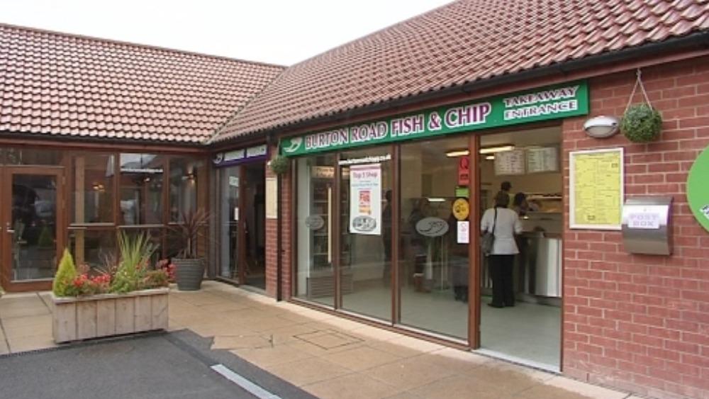 Fish Shop Leeds 9