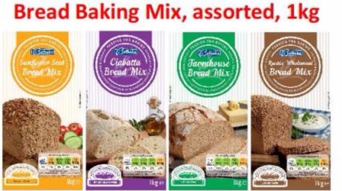 Belbake Bread Baking Mix