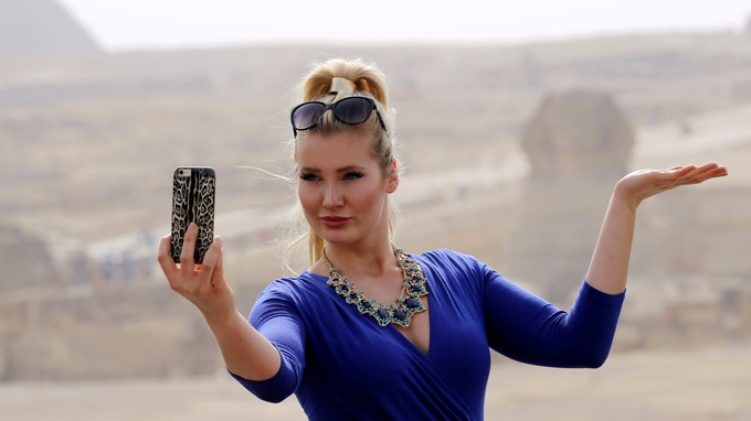 Selfie fans regularly overestimate their attractiveness in their photos, the study found