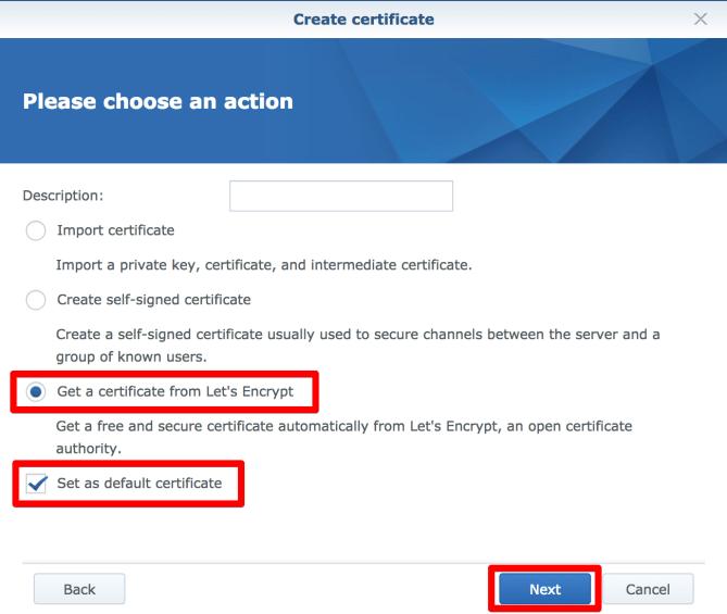 Installation eines SSL-Zertifikats von Let\'s Encrypt auf einem ...