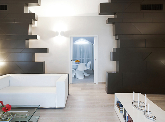 Apartment Of 200 Sqm In The Heart Of Tuscany Designed By