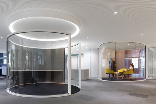 New Drees Amp Sommer Headquarters In Stuttgart Ippolito