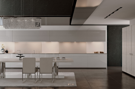 New Luxury Kitchens By Fendi Casa Ambiente Cucina Exclusive Elegant And Functional Tailor Made
