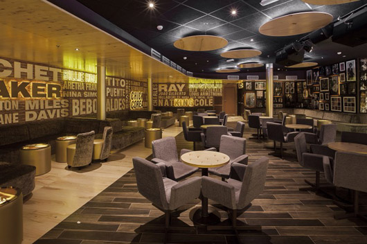 Oscar Vidal Designs The Riviera Music Lounge From Riviera