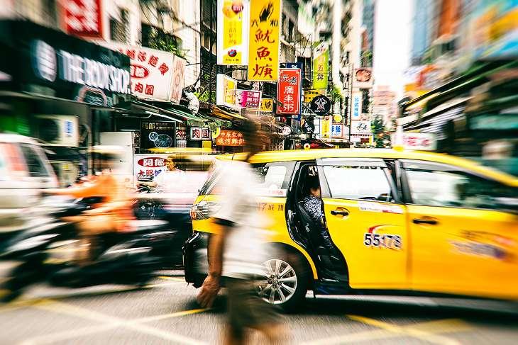 Ситуация на дорогах Тайваня глазами иностранцев