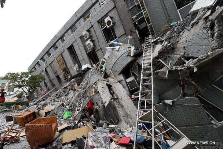Посольство РФ не владеет данными о пострадавших на Тайване россиянах