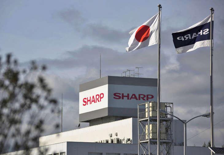 Новая информация о долге Sharp отпугнула Foxconn