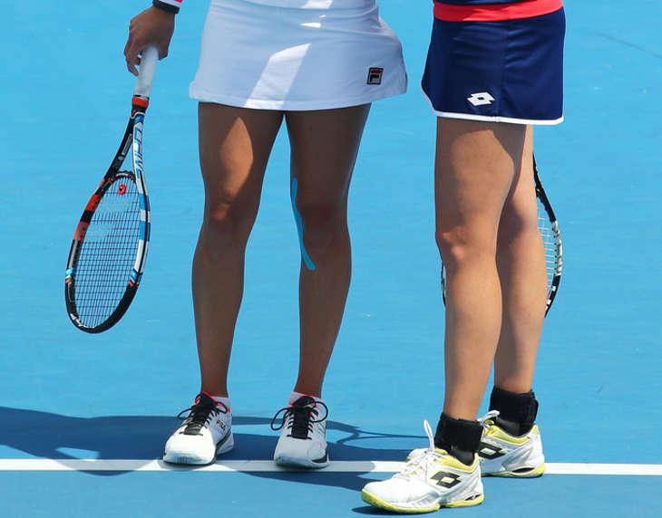 Мельникова и Минелла стали четвертьфиналистками парных соревнований на Тайване
