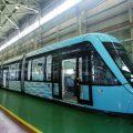 Первый скоростной трамвай тайваньского производства