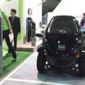 На Тайване представлена «умная» система парковки