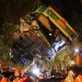 Премьер пообещал тщательно расследовать аварию автобуса