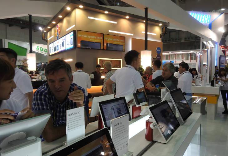 Выставка Computex Taipei открылась в Тайбэе