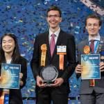 Пятеро тайваньских учащихся завоевали награды на выставке Intel ISEF