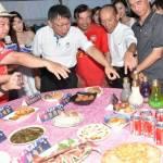 Фестиваль чревоугодия на ночных рынках Тайбэя