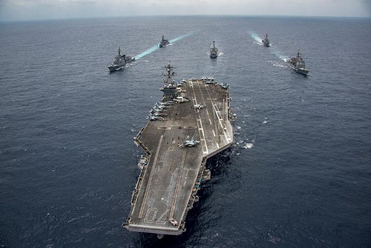 США планируют повоевать за Тайвань
