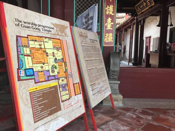 Тайнань становится англоговорящим городом